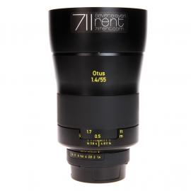 Nikon  Lens Zeiss Otus T*1,4/55mm ZF2