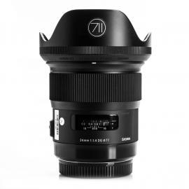 Canon Lens Sigma Art 24mm 1,4 DG HSM