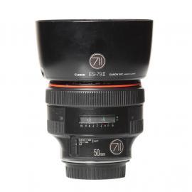Canon Lens EF 1,0/50mm L USM