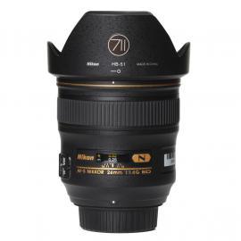 Nikon Lens AF-S Nikkor 24mm 1,4G