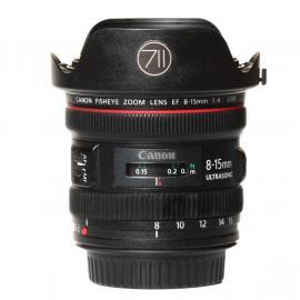 Canon EF 4,0/8-15mm L Fisheye USM