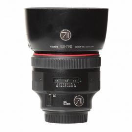 Canon Lens EF 85mm 1,2 LII USM