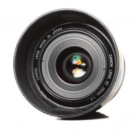 Canon Lens EF 35mm 2,0