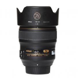 Nikon AF-S Nikkor 35mm 1,4G