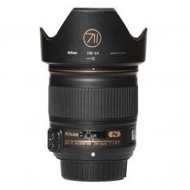 Nikon Lens AF-S Nikkor 28mm 1,8G