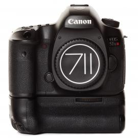 Canon EOS 5Ds R Body 50,6MP