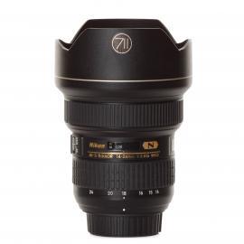 Nikon Lens AF-S Nikkor 14-24mm 2,8G ED