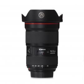 Canon Lens EF 16-35mm 2,8 LIII USM