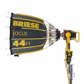 Briese kit parapluie Focus 44 Flash avec torche