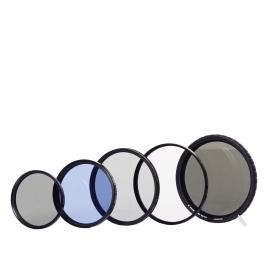Filter-72mm circular Pol Heliopan Slim