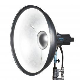 Broncolor Weichstrahl Reflektor P Silber