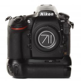 Nikon D810 Body 36,3 MP.