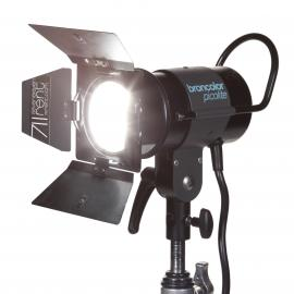 Broncolor Pico Lite  Abschirmklappe