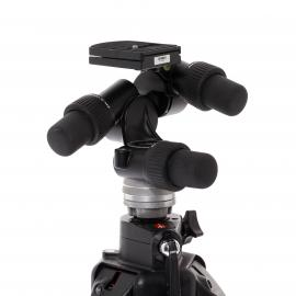 Manfrotto 405 geared three-way head