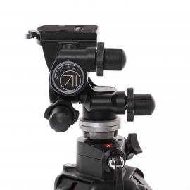 Manfrotto Three-way Head 410 geared