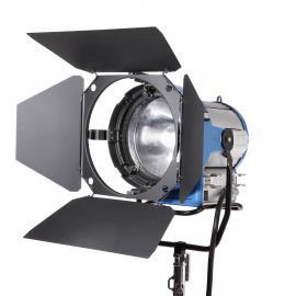 Arri Sun HMI 4KW mit Vorsatzlinsen