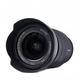 Sony 16-35mm/4,0 ZA OSS Vario-Tessar T* FE Zeiss