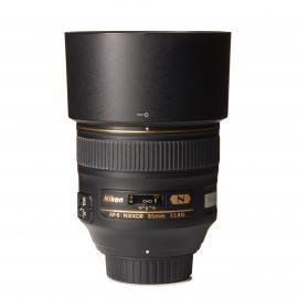 Nikon Lens AF-S Nikkor 85mm 1,4G