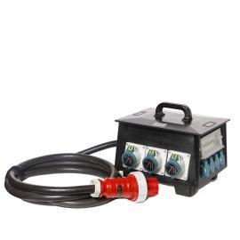 CEE 16 A Distribuidor  > Cable de alimentación