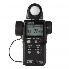 Lightmeter Sekonic L- 558