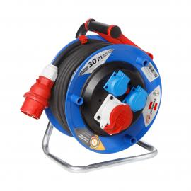 CEE 16 A powercord reel 25m