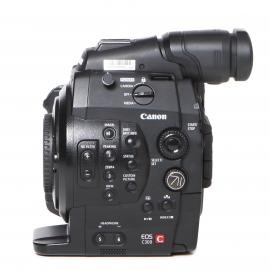 Canon EOS C300 EF-mount Body 8.3MP Super35mm