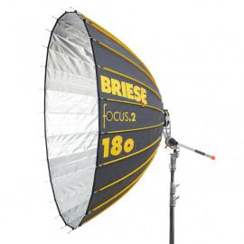 Briese Kit Briese Focus 180 Flash avec torche
