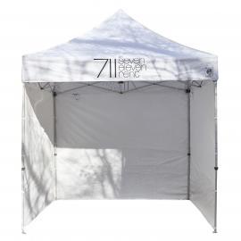 EZ UP Zelt Schwarz 3m x 3m