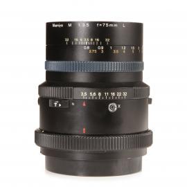 Mamiya RZ Lens Sekor-Z  75mm 3,5