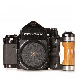 Pentax Body with TTL