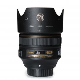 Nikon Lens AF-S Nikkor 58mm 1:1,4G