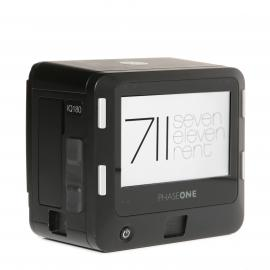Phase One IQ 180 Back Hasselblad