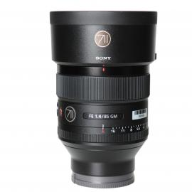 Sony Lens FE 85mm F1,4 GM