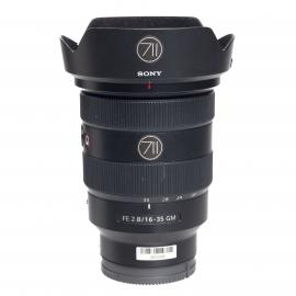 Sony Lens FE 16-35mm F2.8 GM