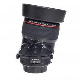 Canon Lens TSE 50mm 2,8 L Macro