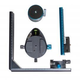 Novoflex VR-System Pro II Panorama Head 360° Set