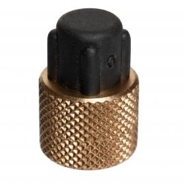 "Adapterscrew 3/8"" female to 1/4"" male"