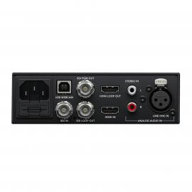 Streaming Kit Blackmagic (Web Presenter+smartpanel)