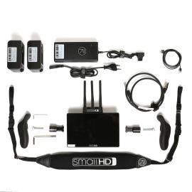 SmallHD Cine 7 500 RX + V-Mount Bracket