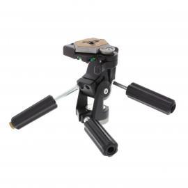 Manfrotto Drei-Wege-Kameraneiger 029 3D (max. 7,5kg)