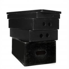 Applebox Set Black