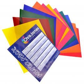 "Chris James ""VividPack""Filter Pack 30x30cm 12gels"