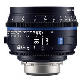 Zeiss CP.3 18mm/T2.9 EF