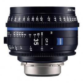 Zeiss CP.3 35mm/T2.1 EF