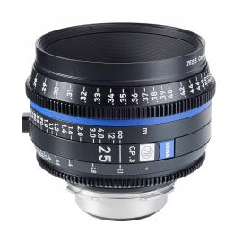 Zeiss CP.3 25mm/T2.1 PL