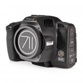 Blackmagic Pocket Cinema Camera 6K PRO (EF-mount)