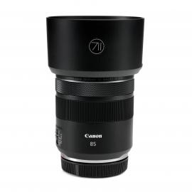 Canon lens RF 85mm F2 MACRO IS STM