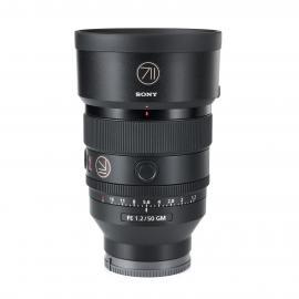 Sony Lens FE 50mm/1,2 GM