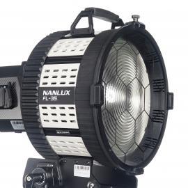 Nanlux FL35 frensnel for Evoke 1200