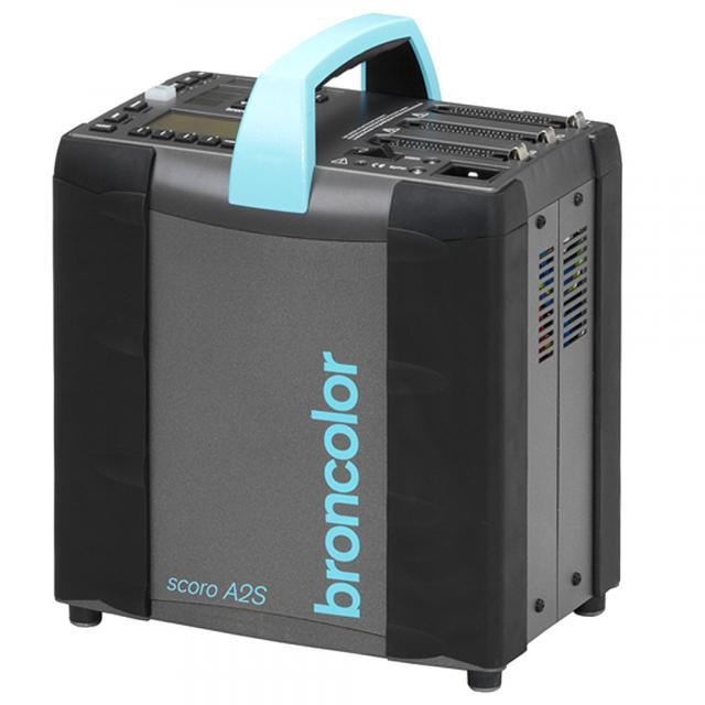 Broncolor Scoro S 1600 générateur RFS2